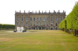 Chatsworth House, Derbyshire - home of the Duke of Devonshire