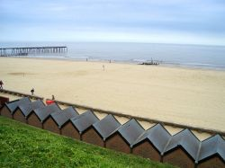 Beach View. Lowestoft, Suffolk