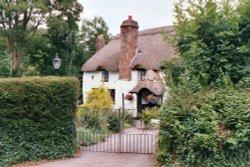 Cottage in Cockington, Devon