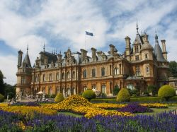Waddesdon Manor, near Aylesbury, Buckinghamshire