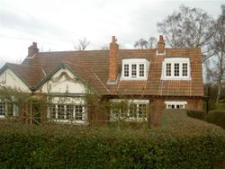 The Kilns, in Risinghurst, Oxford, former home of author C.S. Lewis