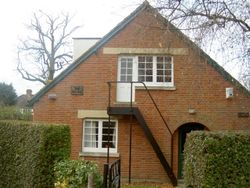 The Kilns, in Risinghurst, Oxford, former home of C.S.Lewis.