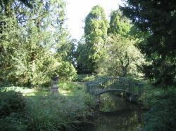 Swiss Garden, Old Warden, Bedfordshire - October 2005