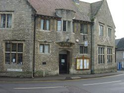 Bruton Library, Bruton, Somerset