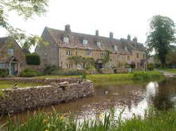Lower Slaughter, in the Gloucestershire Cotswolds