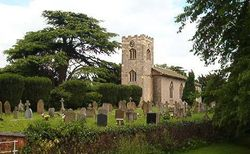 Kettlethorpe parish church near Gainesborough
