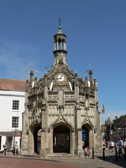 The Market Cross, Chichester. Built in 1501