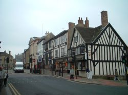 Ripon City Centre, Yorkshire