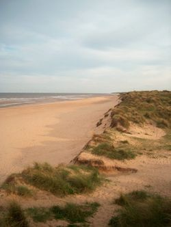 Coastline at Winterton-on-Sea, Norfolk