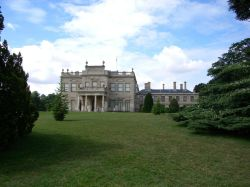 Brodsworth Hall in August. South Yorkshire