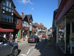 Lyndhurst, New Forest, Hampshire.