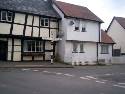 A picture of Weobley