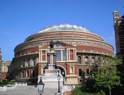 The Royal Albert Hall, London