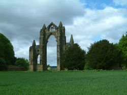 Guisborough Priory. Yorkshire