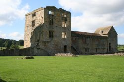 A picture of Helmsley Castle