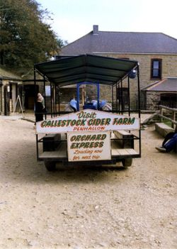 A picture of Callestock Cider Farm