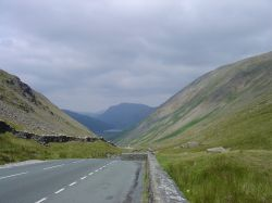 On the A592 (Kirkstone Pass), Lake District National Park