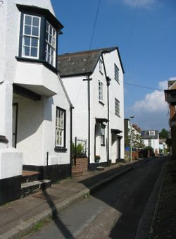 Higher Shapter Street, Topsham, Devon