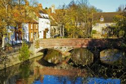 Mill Bridge, Abingdon, Oxfordshire.