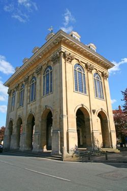 Abingdon Museum (Old Berkshire County Hall), Abingdon, Oxfordshire.