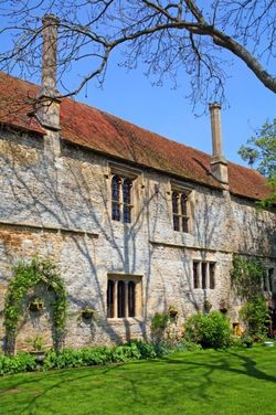 Abingdon Abbey buildings, Abingdon, Oxfordshire.