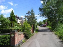 The lovely village of Babbington, near Awsworth, Nottinghamshire.