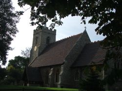 C.of E Church, Brent Pelham, Hertfordshire