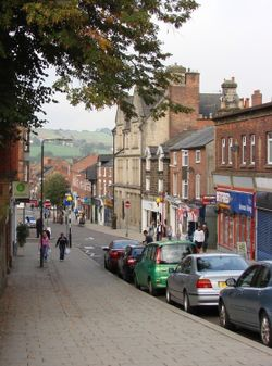 King Street, Belper, Derbyshire
