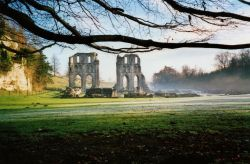 Roche Abbey, Maltby, South Yorkshire