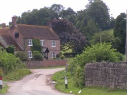 View of the village, Purton, Gloucestershire