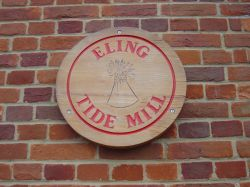Eling Tide Mill near Totton.