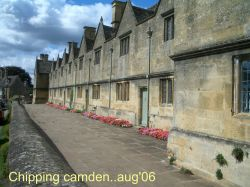 Chipping camden, Cotswolds
