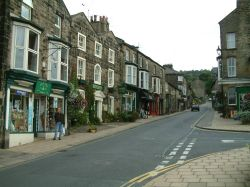 High Street, Pateley Bridge, North Yorkshire