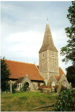All Saints Church, Birchington, Kent