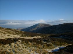 The Cheviot Hills - Hedgehope Hill