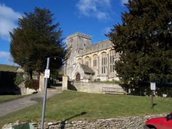 St.Andrews Church, Chedworth, Gloucs.