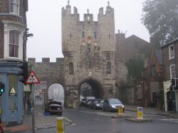 York, England, 2006 - Micklegate Bar