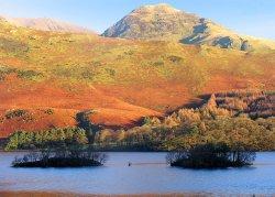 Crummock Water, Lake District, Cumbria.