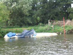 Sunken Boat, Norfolk Broads
