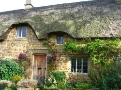 Beautiful cottage in Great Tew, Oxfordshire.