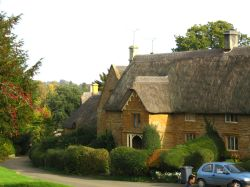 Beautiful house in Great Tew, Oxfordshire.