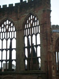 Coventry Cathedral, England