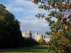 Windsor Castle, Windsor, Berkshire.