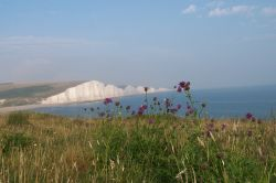 Seven Sisters Country Park, Cuckmere Haven, East Sussex.