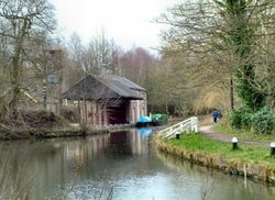 Grand Junction, Cromford Canal, Cromford, Derbyshire.