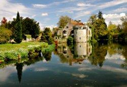 Scotney Castle, near Lamberhurst in Kent