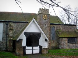 Brookland Church, Kent