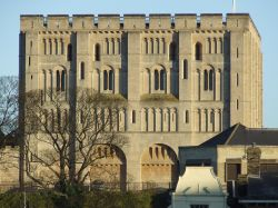 Norwich Castle, Norwich, Norfolk.