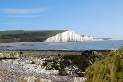 Cuckmere Haven, East Sussex.