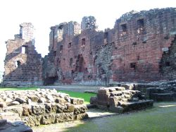 Penrith Castle, Penrith, Cumbria.